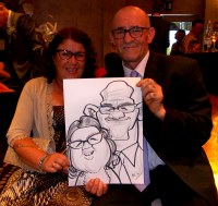Manchester Caricature Hire Artists Wedding Chester